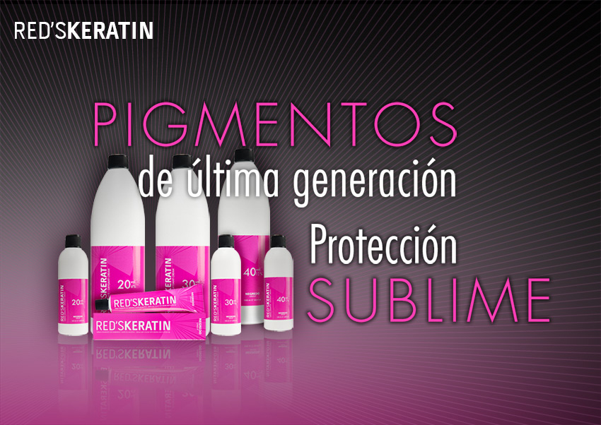 productos Red's Keratin