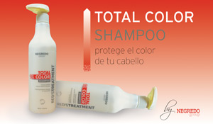 Red's Treatment. Total Color Shampoo